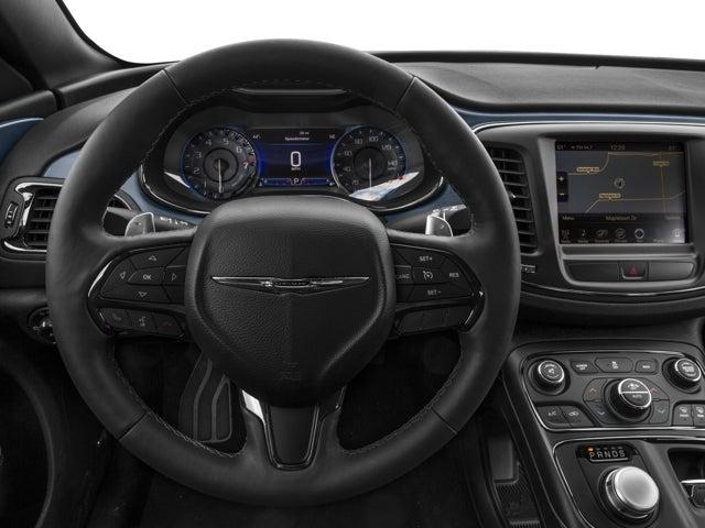 2016 Chrysler 200 S In Bay City Mi Thelen Honda