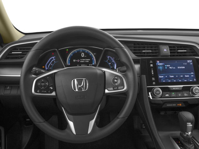 2016 Honda Civic Ex In Bay City Mi Thelen
