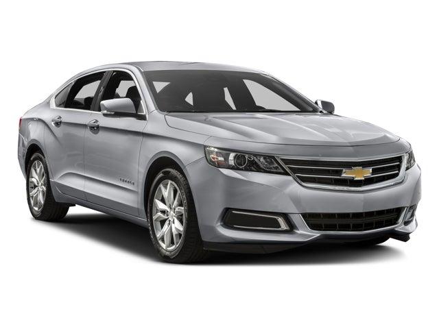2017 Chevrolet Impala Lt 1lt In Bay City Mi Thelen Honda