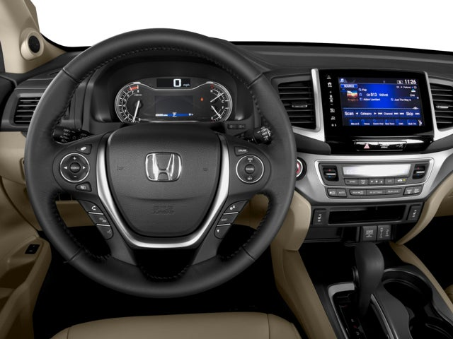 2017 Honda Pilot Ex L In Bay City Mi Thelen