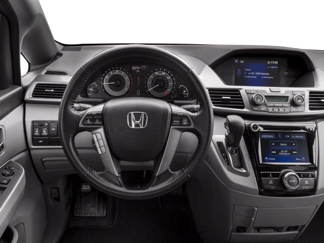 2017 Honda Odyssey Ex L In Bay City Mi Thelen