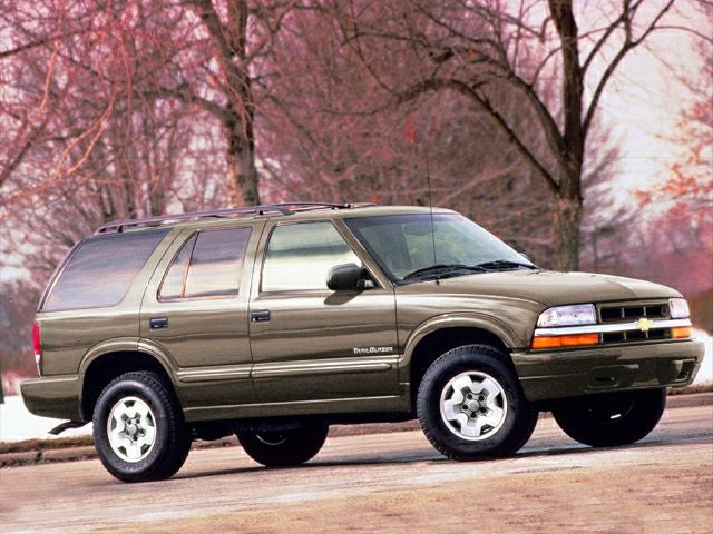 2000 Chevrolet Blazer Lt In Bay City Mi Thelen Honda