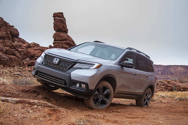 2019 Honda Passport Will Have Super Features And Space Available Soon