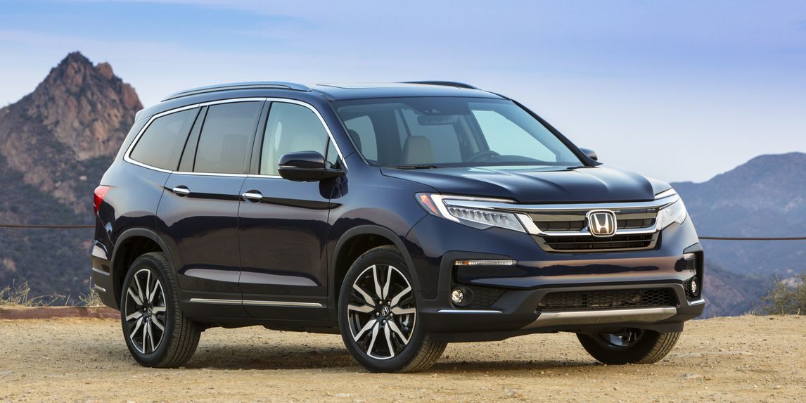2021 Honda Pilot For Sale Or Lease In Bay City Michigan